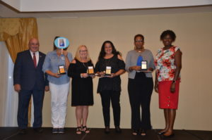 NCCEAPA Distinguished Service Award Recipients