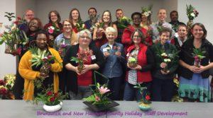 SED-Brunswick & NHC Holiday Staff Development 12-2018