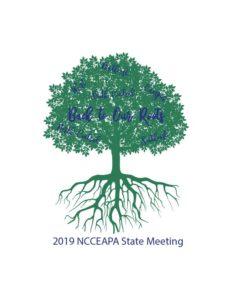 Logo 2019 NCCEAPA State Meeting