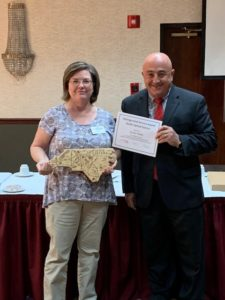 2019 DSA North Central District recipient