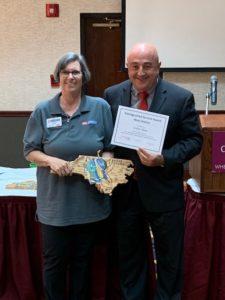 2019 DSA West District recipient